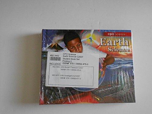 9781588924766: cpo-science-earth-science-middle-school