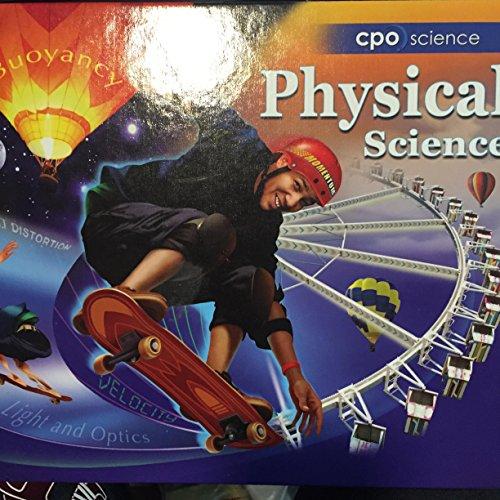 9781588924988: CPO Physical Science Middle School: Grades 6-8 [Gebundene Ausgabe] by