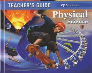 9781588925015: Physical Science, Teacher's Guide