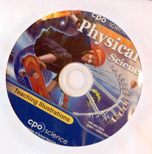 CPO Physical Science, First Edition: Teaching Illustrations On CD-ROM (2007 Copyright): Staff