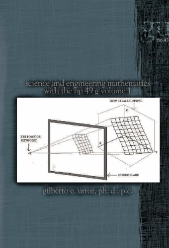 Science and Engineering Mathematics with the HP: Urroz, Gilbert