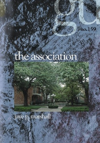 The Association: Marshall, Jaye P.