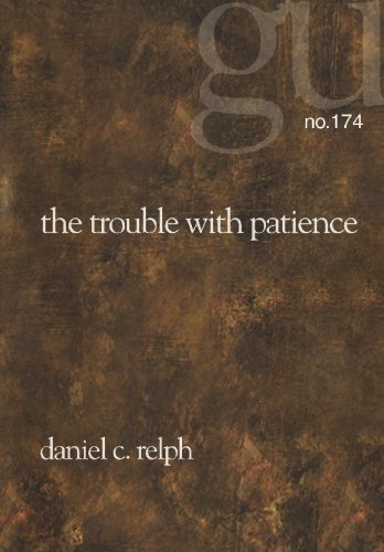 9781588981745: The Trouble With Patience