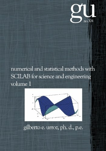 9781588983046: Numerical and Statistical Methods with SCILAB for Science and Engineering