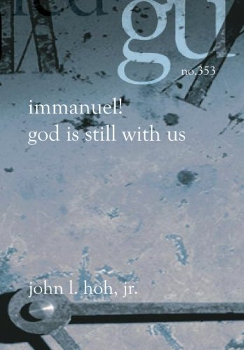9781588983534: Immanuel! God Is Still With Us!