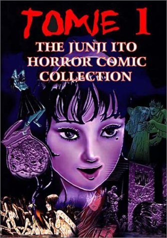 9781588990846: Tomie Volume 1 #1: The Junji Ito Horror Comic Collection: v. 1