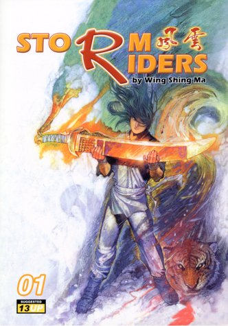 Storm Riders GN #1: Wing Shing Ma