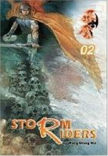Storm Riders: Volume 2: Ma, Wing Shing