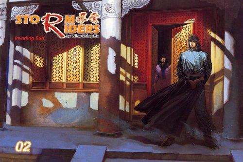 9781588991645: Storm Riders Part 2: Invading Sun #2: v. 2
