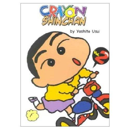 9781588992666: Crayon Shinchan, Book 2