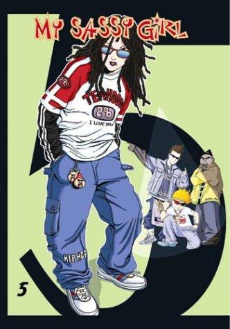 9781588993465: My Sassy Girl #5 (My Sassy Girl (Graphic Novels))