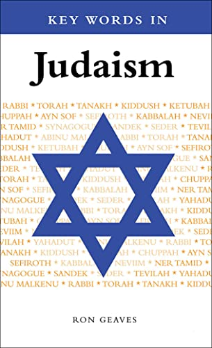 9781589011281: Key Words in Judaism (Key Words Guides)