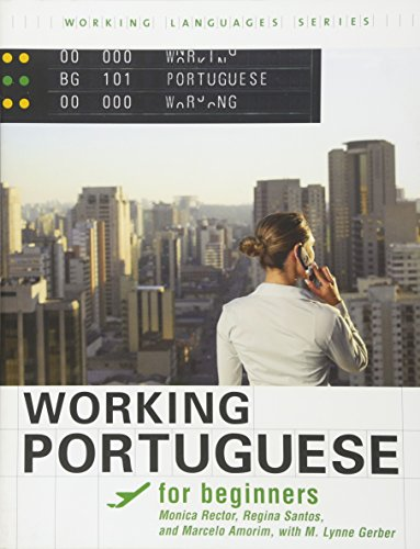 9781589016385: Working Portuguese for Beginners (Working Languages) (Portuguese Edition)