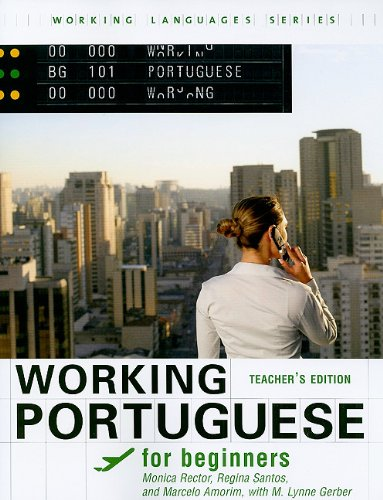 9781589016873: Working Portuguese for Beginners (Working Languages) (Portuguese Edition)