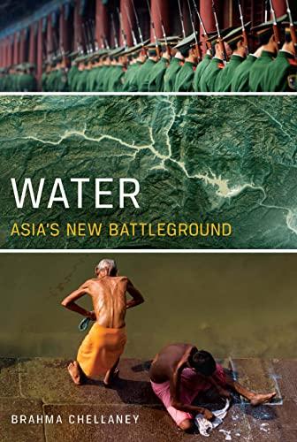 9781589017719: Water: Asia's New Battleground