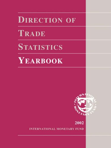 9781589061859: Direction of Trade Statistics Yearbook