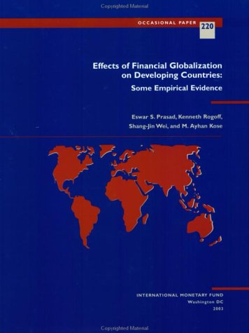 9781589062214: Effects of Financial Globalization on Developing Countries: Some Empirical Evidence