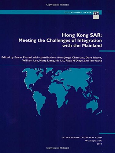 9781589062948: Hong Kong Sar: Meeting the Challenges of Integration With the Mainland (International Monetary Fund Occasional Paper)
