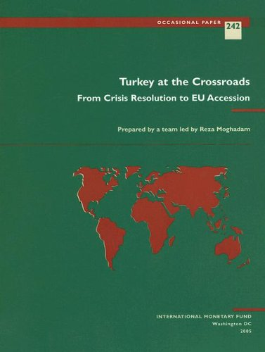 9781589063860: Turkey at the Crossroads from Crisis Resolution to Eu Accession (Occasional Paper (International Monetary Fund))