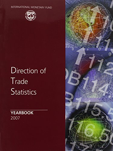 9781589066571: Direction of trade statistics: yearbook 2007