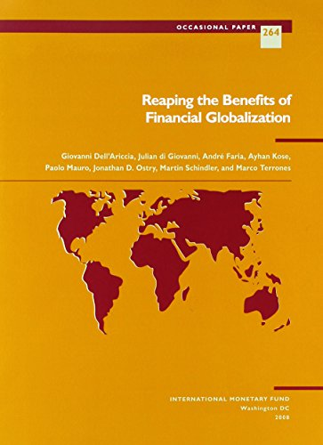 9781589067486: Reaping the Benefits of Financial Globalization: IMF Occasional Paper #264 (International Monetary Fund Occasional Paper)
