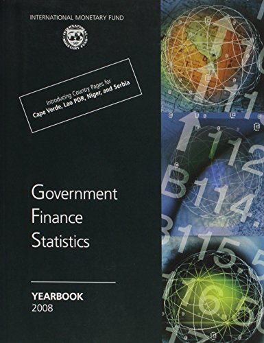 9781589067554: Government Finance Statistics Yearbook: Vol 32, 2008