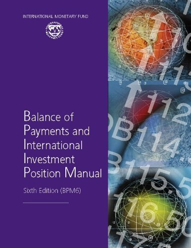 9781589068124: Balance Of Payments And International Investments Position Manual