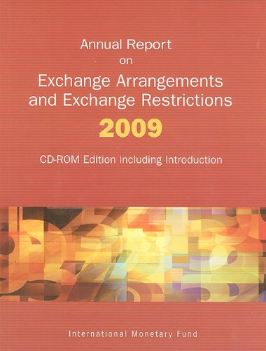 9781589068643: Annual Report on Exchange Arrangements and Exchange Restrictions [With CDROM]