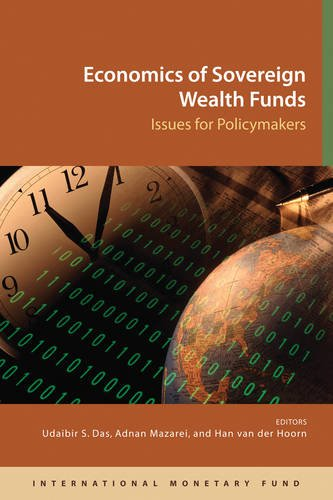 9781589069275: Economics Of Sovereign Wealth Funds: Issues For Policymakers