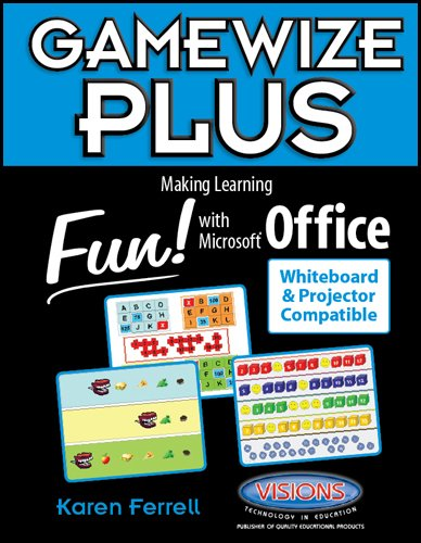 9781589128040: GameWize Plus Making Learning Fun! With Microsoft Office