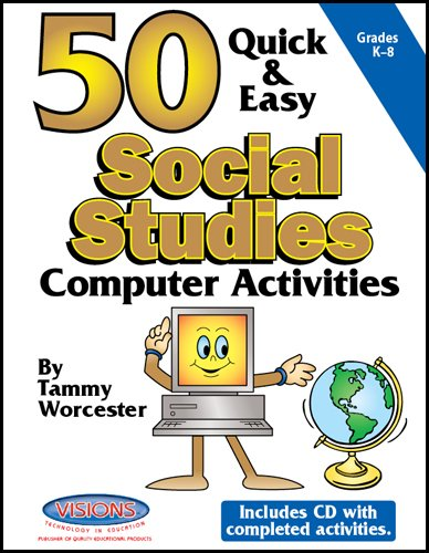 50 Quick & Easy Social Studies: Tammy Worcester