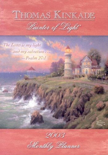 Victorian Light Planner (1589133013) by Thomas Kinkade