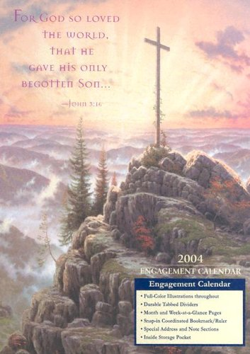 Sunrise Calendar (1589135660) by Thomas Kinkade