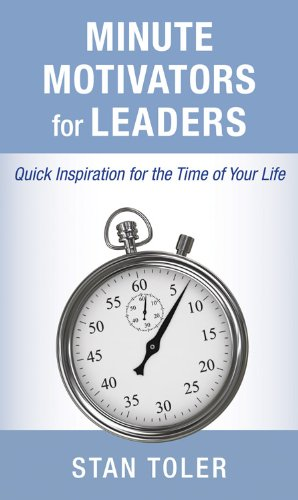 9781589199835: Minute Motivators for Leaders