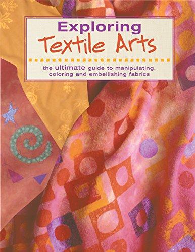 9781589230484: Exploring Textile Arts