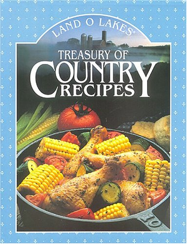 9781589230859: Land O' Lakes Treasury of Country Recipes