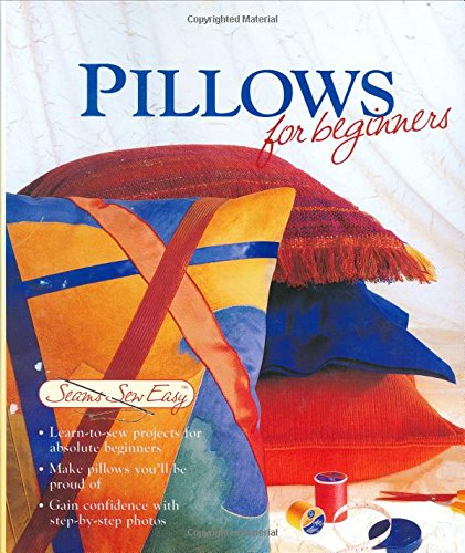 9781589231641: Pillows for Beginners (Seams Sew Easy)