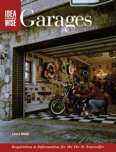 9781589231825: IdeaWise Garages: Inspiration & Information for Do-It-Yourselfers