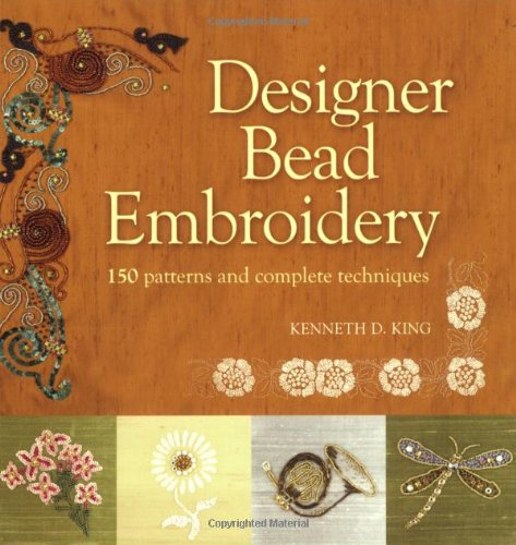 9781589232723: Designer Bead Embroidery: 150 Patterns and Complete Techniques