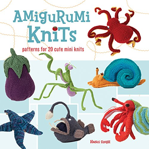 9781589234352: Amigurumi Knits: Patterns for 20 Cute Mini Knits