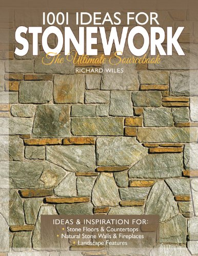 9781589234598: 1001 Ideas for Stonework: The Ultimate Sourcebook