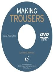 9781589235151: Making Trousers for Men and Women DVD