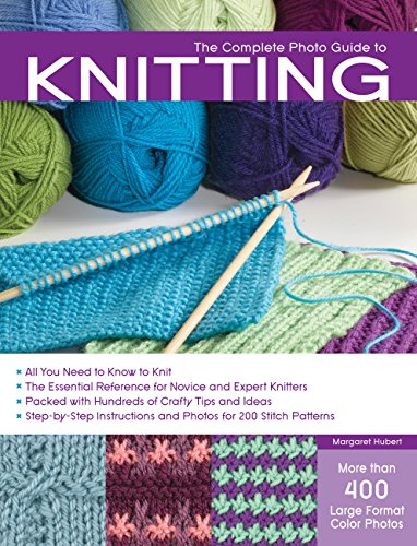 9781589235243: The Complete Photo Guide to Knitting