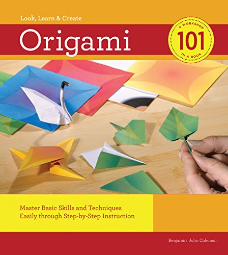 9781589236066: Origami 101: Master Basic Skills and Techniques Easily through Step-by-Step Instruction