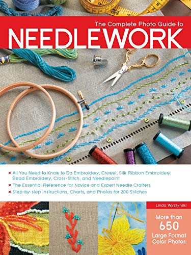 9781589236417: The Complete Photo Guide to Needlework