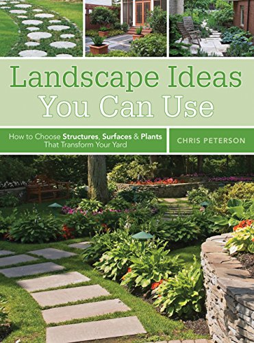Landscape Ideas You Can Use: Creative Landscape: Peterson, Chris