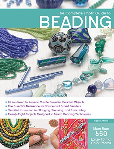 9781589237186: The Complete Photo Guide to Beading