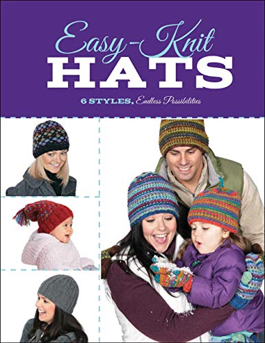 9781589237575: Easy-Knit Hats: 6 Styles, Endless Possibilities