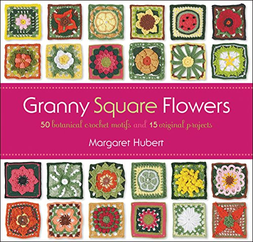 9781589237803: Granny Square Flowers: 50 Botanical Crochet Motifs and 15 Original Projects