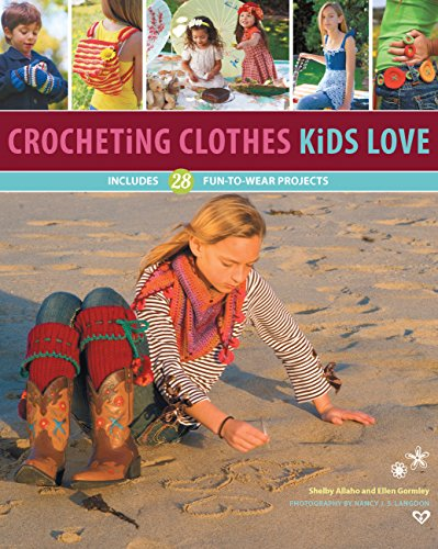 9781589237810: Crocheting Clothes Kids Love: 28 Fun-to-Wear Projects